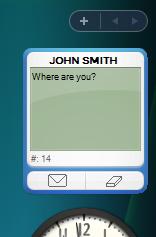 SMS Vista Send First Message